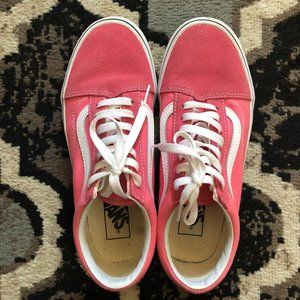 COPY - Vans Women's Old School Sneakers Pink